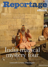 Liviano D'Arcangelo, India Magical Mystery Tour