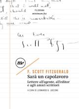 f. scott fitzgerald, sarà un capolavoro, minimum fax, leonardo g. luccone