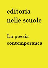 editoria nelle scuole, oblique -- la poesia contemporanea