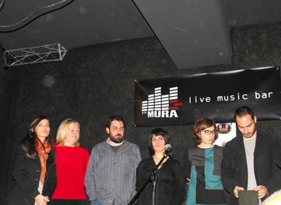 8x8, quarta serata, 17 aprile 2012
