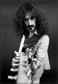 Frank Zappa 232 Obliquo