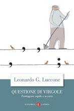 Luccone, Questione di virgole, Economica Laterza